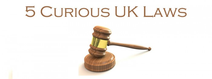 5 Curious UK Laws